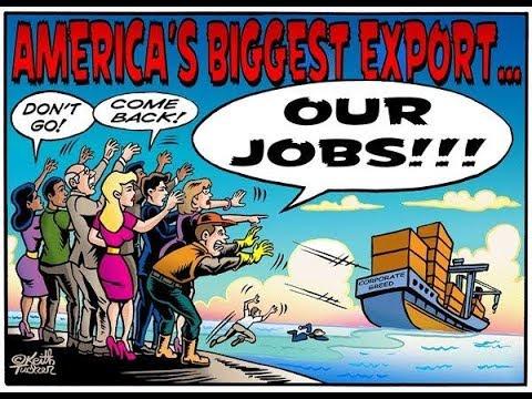 Jobs, America's #1 Export