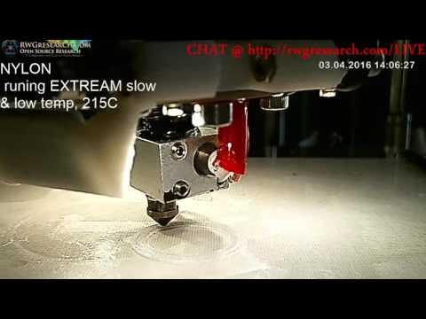 3D printing LIVE Live Stream