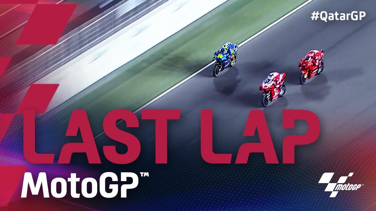 MotoGP™ Last Lap | 2021 #QatarGP