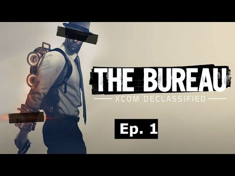 Jordan Plays X-com the Bureau Ep. 1