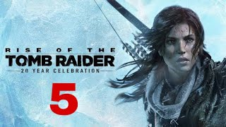 🔴Rise of the Tomb raider (capítulo 5)