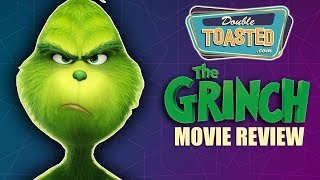 THE GRINCH 2018 MOVIE REVIEW