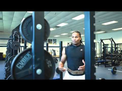 Josh Cribbs Workout: Upper-Body Explosiveness