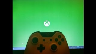 Improved tutorial: How to connect a wireless xboxone controller to Windows 10 platform with wire