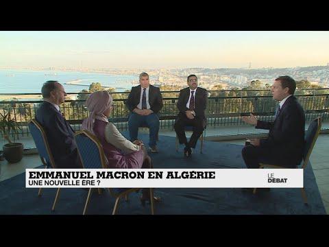 Emmanuel Macron en Algérie : une nouvelle ère ? (Partie 1)