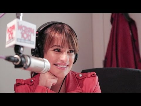 How Lea Michele Got Her Start In Show Biz