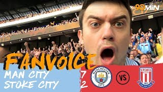 Man City 7-2 Stoke City | Man City destroy Stoke as De Bruyne shines for City! | 90min FanVoice