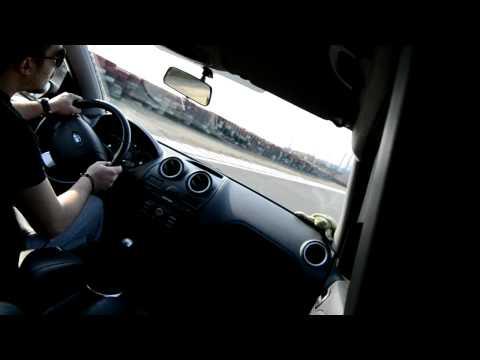 Körfez Pisti Fiesta Sport 1.6 TDCI