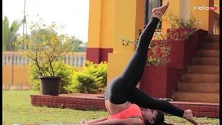 HOT YOGA: Halasana | Plow Pose | How To Increase Sexual Stamina