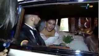 Silvio Santos brinca após casamento da filha: 'Quase que eu desmaio'