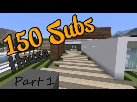 150 Sub Mansion Lets Build Part 1