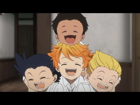 The Promised Neverland Trailer 1