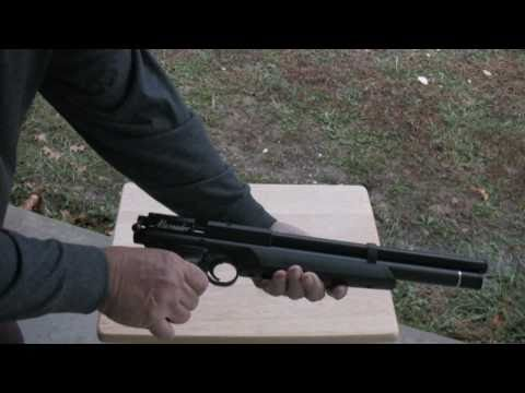 Légpisztoly Crosman Benjamin Marauder cal  5,5mm by Airguns hu