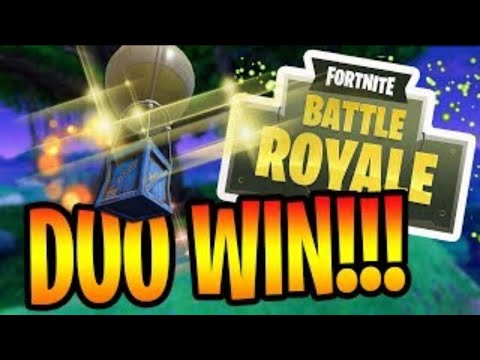 Duo squad win with Djude!!!