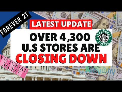 It's OVER! Say Goodbye: More than 4,300 stores are closing in 2020 across the U.S (Here's the list)