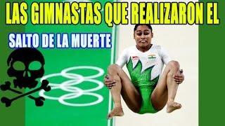 Los SALTOS DE LA MUERTE más peligrosos (Produnova) - Las 6 gimnastas que lo ejecutaron