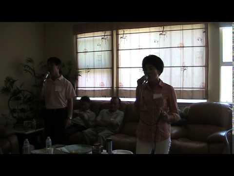 ?performed by Phillip Xie & Judy, SCUT Alumni Karaoke Club: