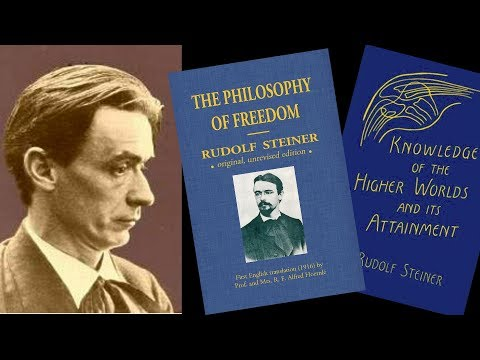 #2 Rudolf Steiner Gave Two Paths: The Science Path And The Occult Path