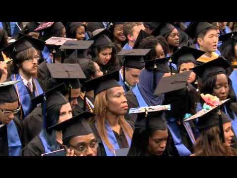 Georgia State University - Spring 2015 Commencement