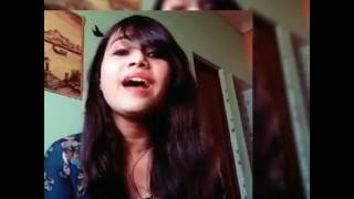 Goonji Si Hai, Aao Na | Cover by - Sneha with karaoke