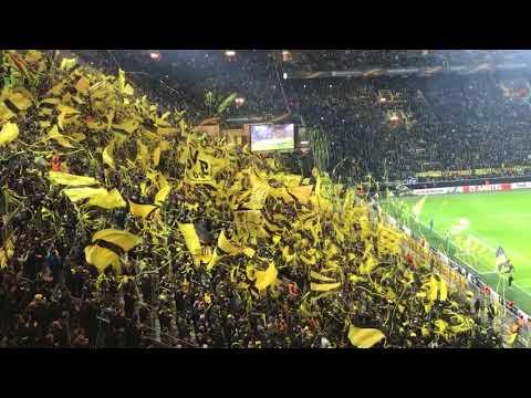 BVB Einlauf UEFA Euro League