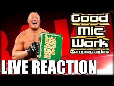 WWE RAW May 20, 2019 LIVE REACTION