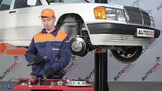 Самостоятелен ремонт на MERCEDES-BENZ 190 - видео уроци за автомобил