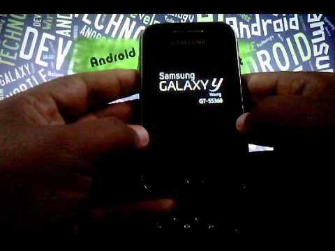 Install Windows Phone 7 5 (Custom ROM) on Galaxy Y (S5360