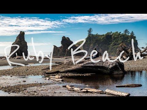 RUBY BEACH - Adventures on Washington's Olympic Peninsula