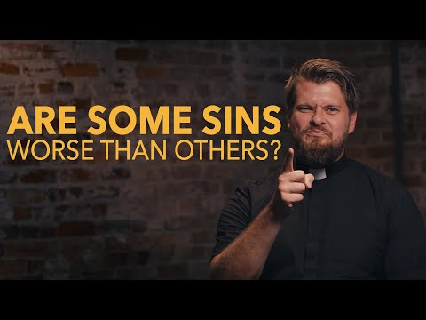 Made for Glory // Are Some Sins Worse Than Others?
