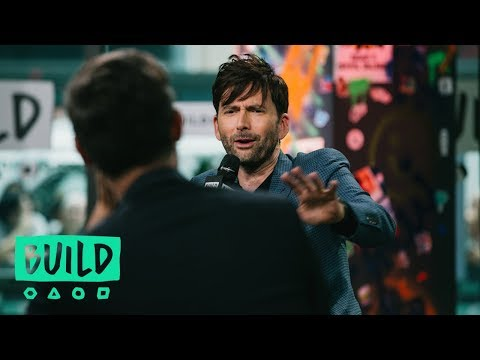 David Tennant Discusses HBO's