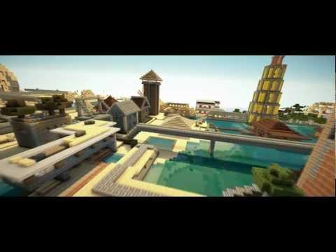 [HD] Minecraft Server Trailer (W.A.M.D. Server)
