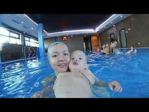 Грудничковое плавание в Москве | Dr. Loder Одинцово #03
