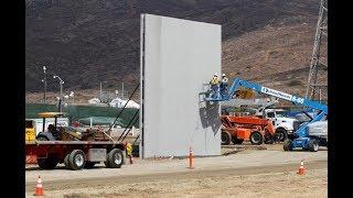 Testing Trump's Border Wall Part 2   Ncb