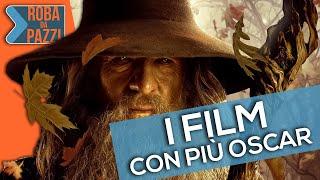 TOP 5 - I Film Che Hanno Vinto Più Oscar