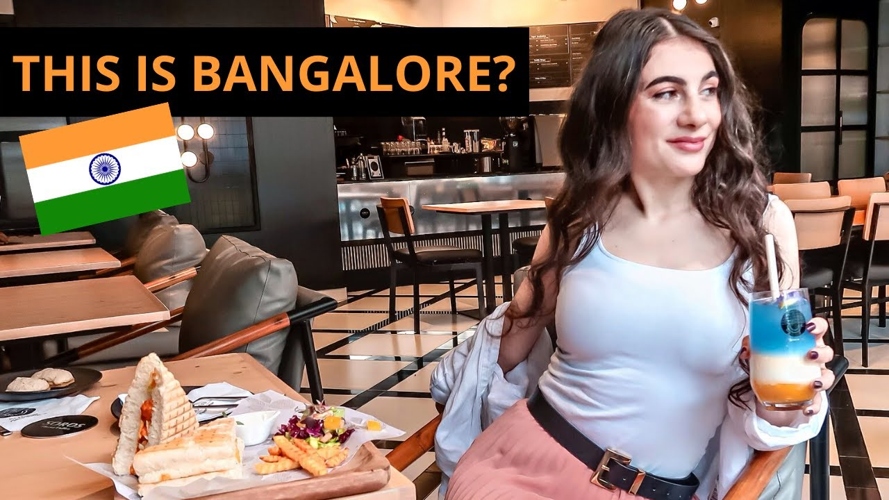 Bangalore Vlog: New Places to See | Netherlands Foreigner in India | TRAVEL VLOG IV