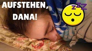 Morgenroutine SCHULE 😴  Dana (10) - 🎒5. Klasse - Leben in Amerika
