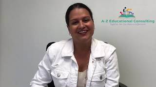 A-Z Educational Consulting: Who are we?