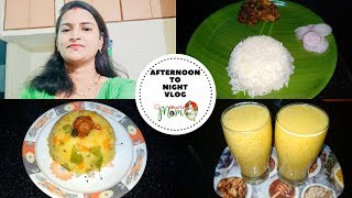 Indian Mom || House wife Lunch And Dinner Vlog || Gongura Chicken Recipe