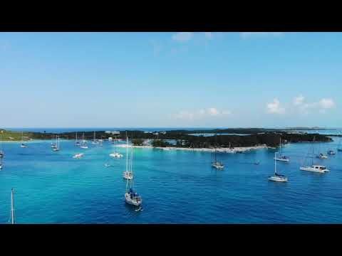 Chat N Chill Fly Over Exuma Bahamas