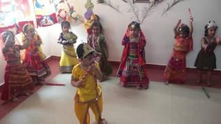 Smile Playway Janmashtami  Celebration 2016