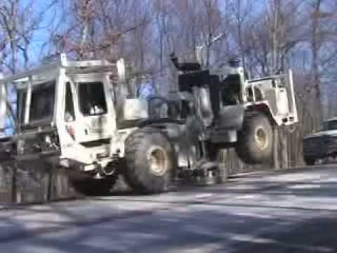 Pike Natural Gas >> Thumper Trucks in Pike County, PA - YouTube