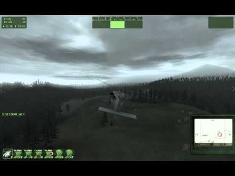 Pilotage Hélico à Arma2:Free