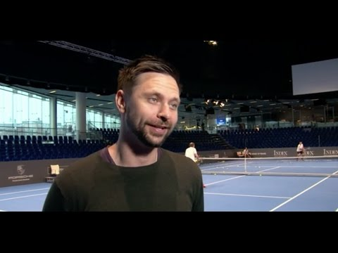 Stockholm 2017 welcomes Robin Soderling back on court