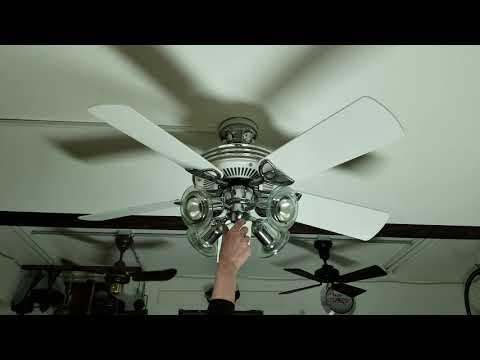 Craftmade High Tech Ceiling Fan