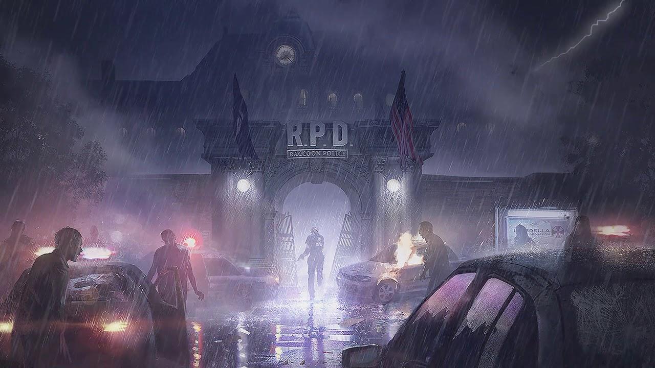 Resident Evil 2 Remake R.P.D. [4K