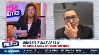 Raw Politics: Euronews talks to Viktor Ponta