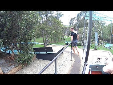 Silent Hill Water Slide at Jamberoo Action Park