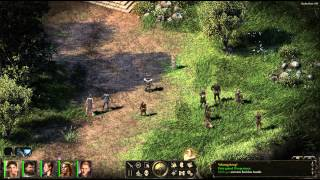 Pillars of Eternity: Sensuki vs Medreth Episode 1 - Hearth Orlan Monk