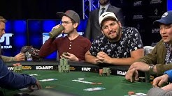 WPT Rolling Thunder 2020 Final table Live Stream recording